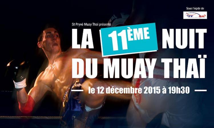 11e gala du Muay Thai à Saint Pryvé saint Mesmin