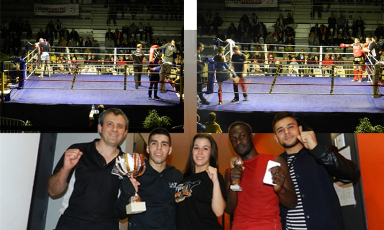 Championnat de zone a Saint Nazaire 2014