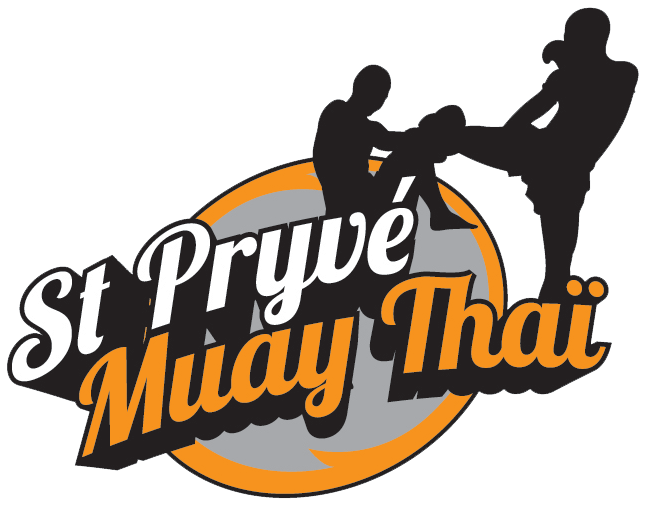 logo saint Pryvé Muay ThaÏ